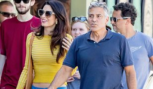 LOOK OF THE DAY: Amal Clooney w stylu hippie