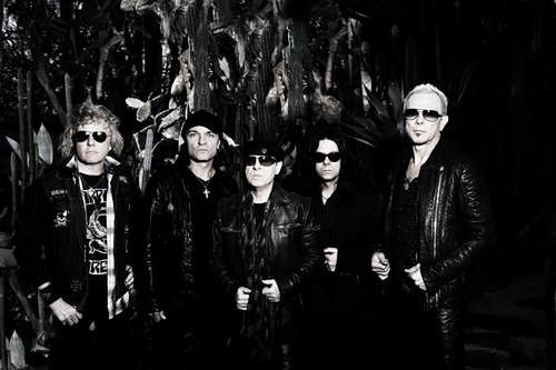 Scorpions fot. Sony Music Scorpions fot. Sony Music