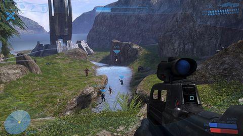 Pulpit rodem z Halo 3