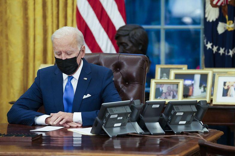 Dramat w USA. Nie żyją agenci FBI. Joe Biden zabrał głos
