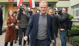 Donald Tusk, szef Rady Europejskiej oraz były premier
