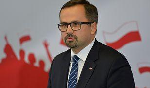 Marcin Horała uczestnikiem debaty wyborczej w TVN 24. Zobacz, kim jest reprezentant PiS, który zastąpił Jacka Sasina