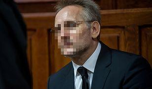 """Andrzej Z. ps. """"Słowik"""" na sali sądowej"""