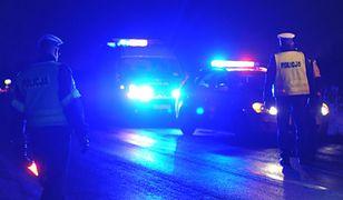 Samobójca skoczył z wiaduktu nad autostradą A1