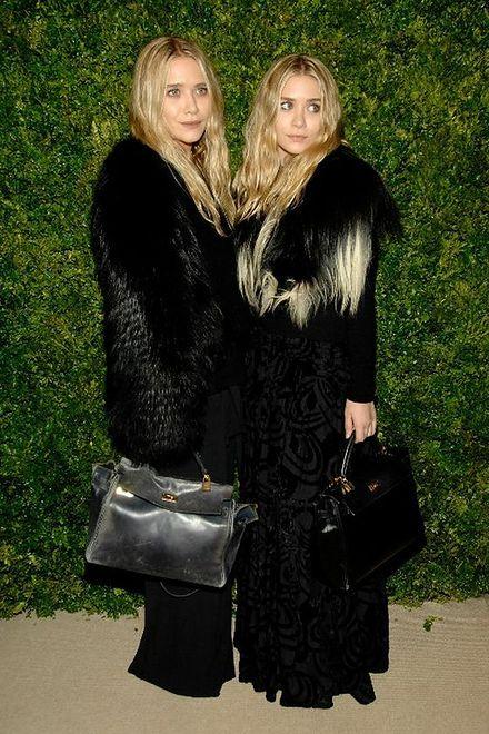 Zoom na styl - bliźniaczki Olsen