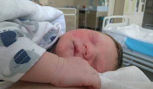 Ojciec Kuby dziękuje policjantkom. Pomogły zawieźć jego żonę na porodówkę