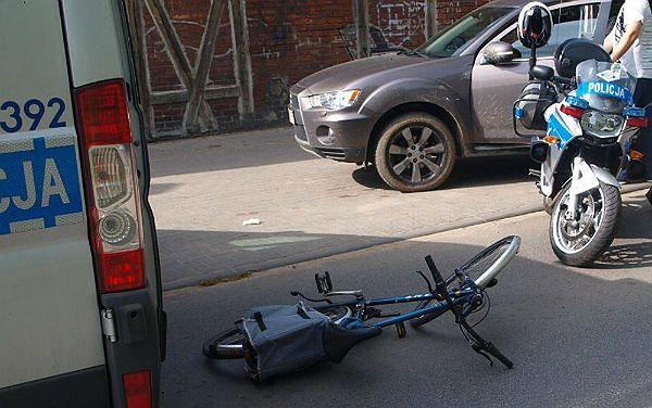 12 maja 2014 r. w Toruniu zginął rowerzysta, który przejeżdżał przez przejście dla pieszych.
