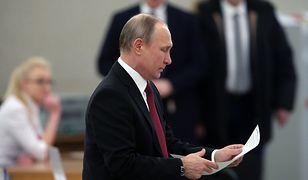 Wybory w Rosji bez oficjalnych wyników. Wstrzymany komunikat