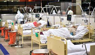 Koronawirus i trzecia fala w Polsce. Szpital Narodowy o wzroście liczby pacjentów