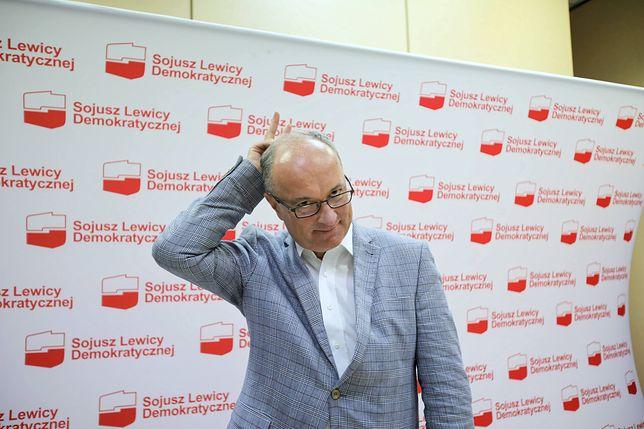 Lider SLD, Włodzimierz Czarzasty.