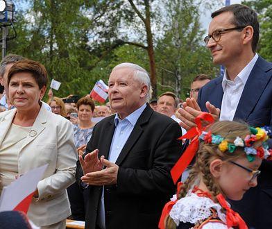 Wybory parlamentarne 2019. PiS ze sporą przewagą nad opozycją. Kolejny mocny wynik