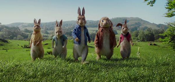 Piotruś Królik (Peter Rabbit)