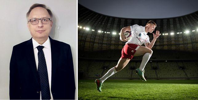 """Prof. Jarosław Fabiś """"Rugbista to skończony atleta"""""""