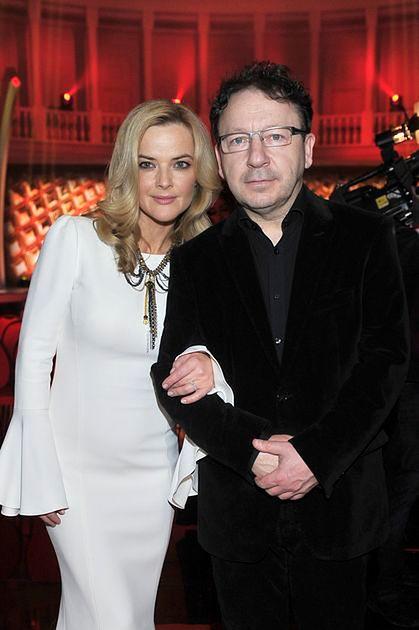 Monika Richardson, Zbigniew Zamachowski