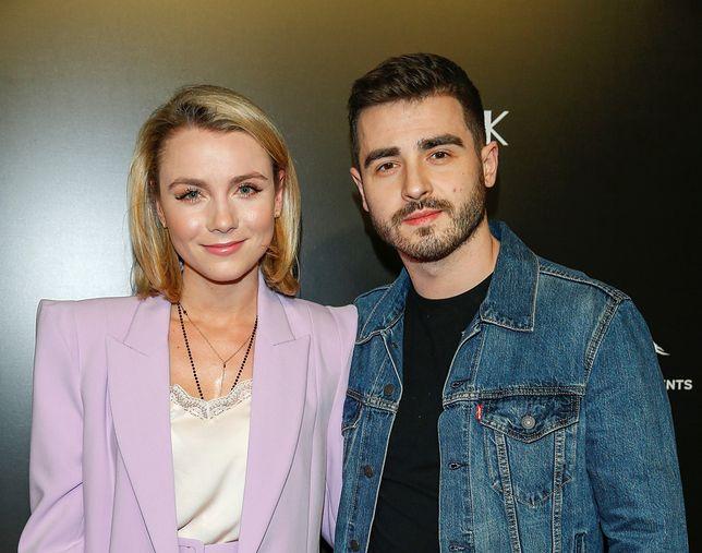 Katarzyna Grabowska i Damian Kulec spodziewają się pierwszego dziecka