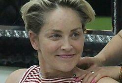 Sharon Stone: z jej urody niewiele zostało
