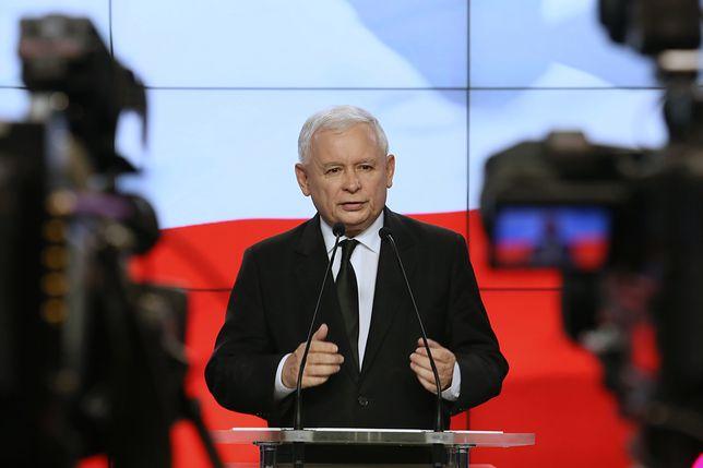 Kaczyński: Srebrna miała być konkurencją dla Fundacji Batorego