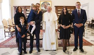 Morawieccy i papież