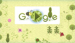 Dzień Ziemi w Google Doodle