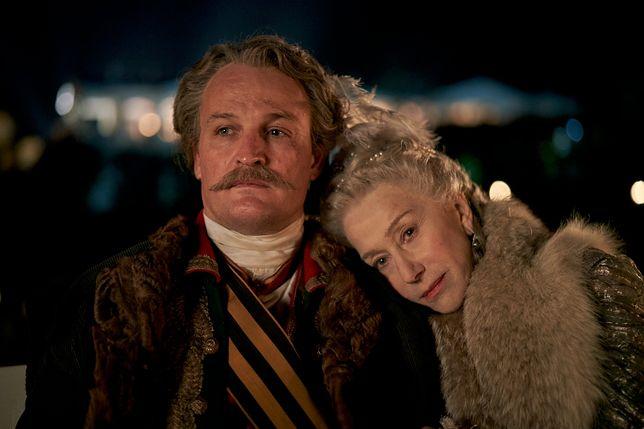 """""""Katarzyna Wielka"""". Helen Mirren oraz Jason Clarke w nowym miniserialu HBO"""