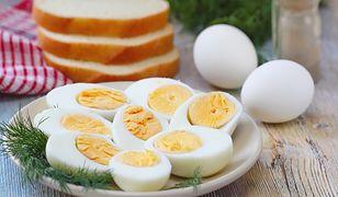 Nie wiecie, co zrobić z jajkami po Wielkanocy? Oto kilka prostych przepisów