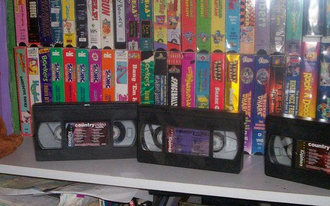 Nadal masz kasety VHS? Te stare nośniki są warte fortunę - nawet 7 tys. złotych za sztukę