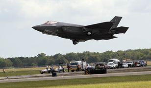Umowa offsetowa na F-35