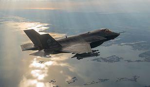 Polska kupiła 32 samoloty F-35 za 18 mld zł
