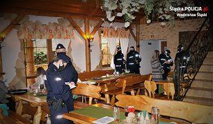 Śląsk. Policjanci przerwali imprezę w restauracji w Mszanie,.