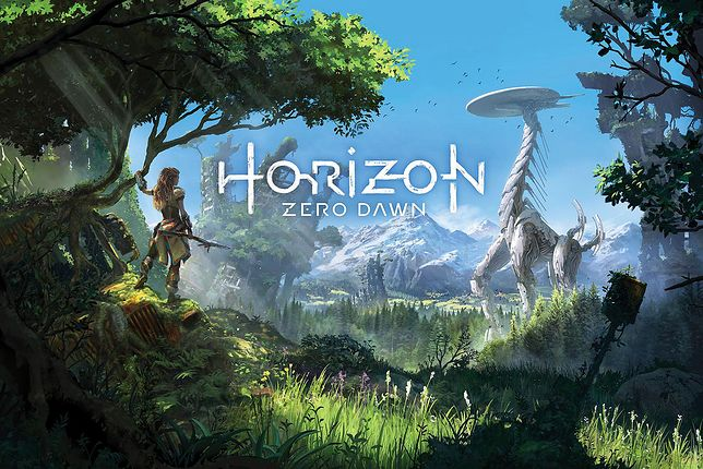 Horizon Zero Dawn to tytuł ekskluzywny z PlayStation 4