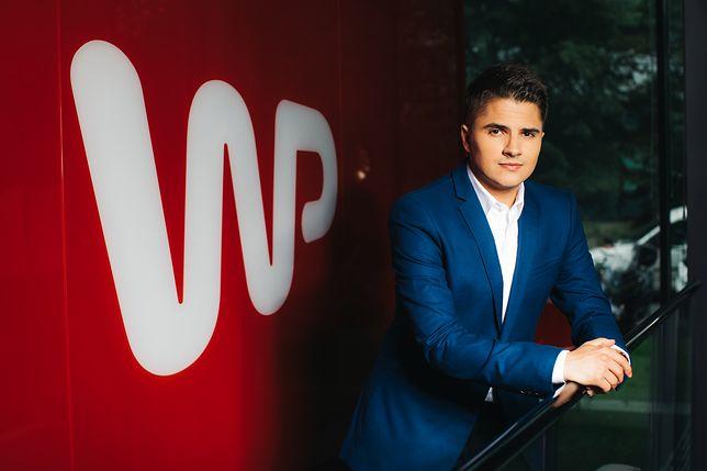 """Michał Wróblewski zaprasza na program """"Tłit"""""""