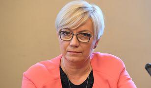 Julia Przyłębska zapewnia, że dba, by nie było opóźnień w rozpatrywaniu spraw