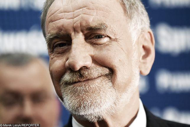 Prof. Jan Duda, ojciec prezydenta