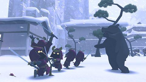 Oto Futo z Mini Ninjas