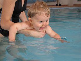 Pływanie dla niemowląt