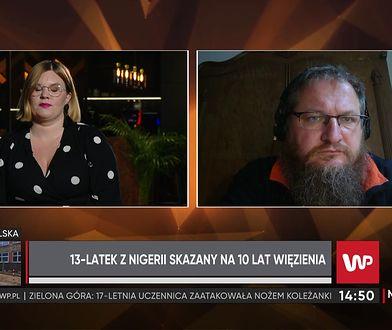13-latek z Nigerii skazany na 10 lat więzienia. Dyrektor muzeum Auschwitz-Birkenau chce odsiedzieć jego wyrok