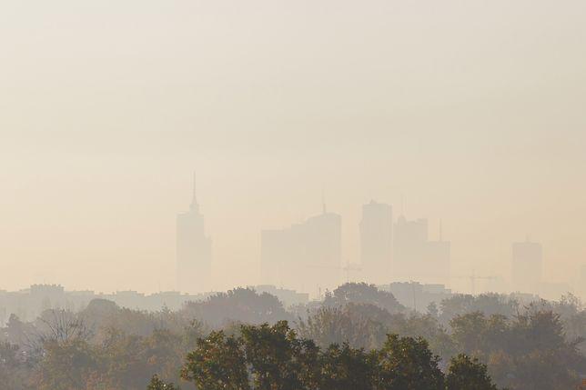 Smog Warszawa – 18 grudnia. Fatalna jakość powietrza w stolicy