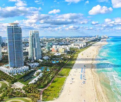 """Floryda, która jest co roku odwiedzana przez tysiące turystów, bywa nazywana """"słonecznym stanem"""""""