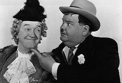 Komediowy geniusz i niezdecydowany kochanek. Stan Laurel żartował nawet na łożu śmierci