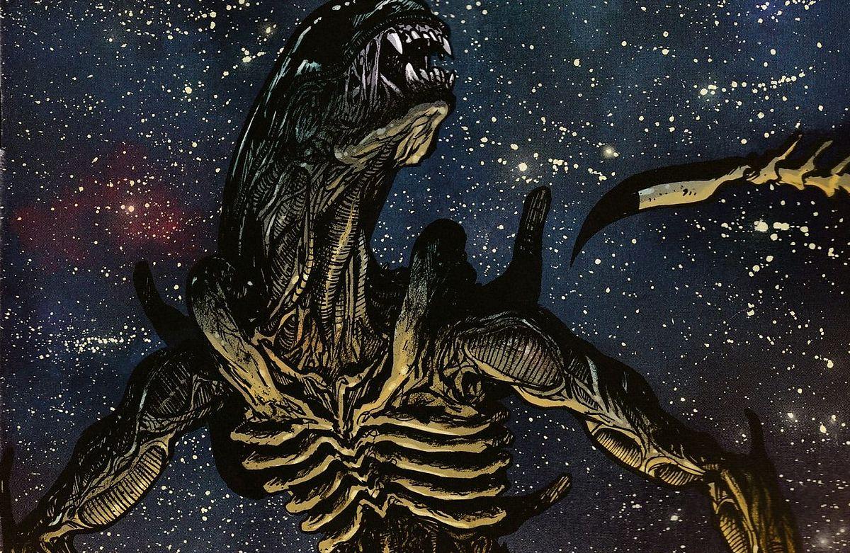 """""""Alien 3. Niezrealizowany scenariusz"""": Obcy w innym wydaniu [RECENZJA]"""