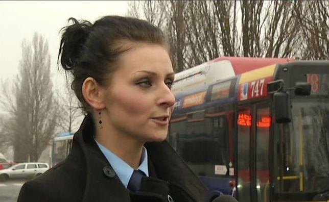Uratowała życie pasażerowi. Dostała gratulacje i... upomnienie