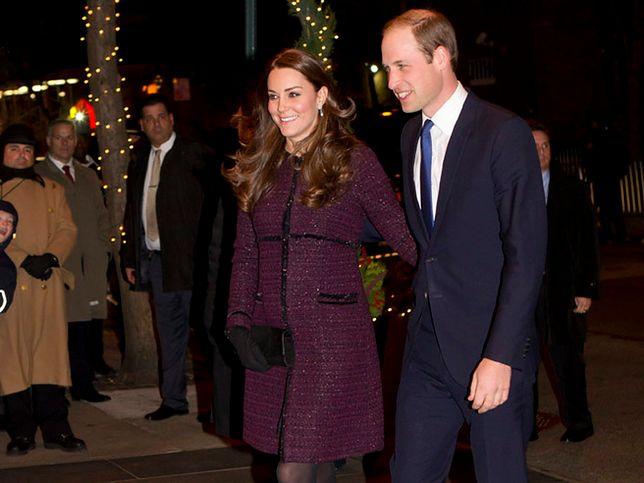 Kate i William w USA