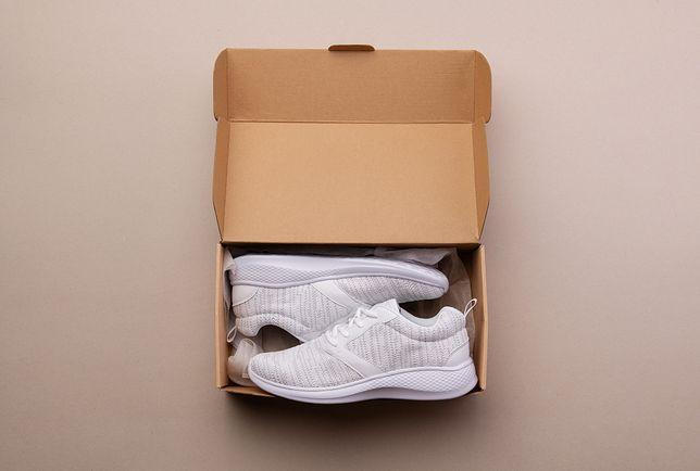 Buty sportowe męskie sprawdzą się także w domu.