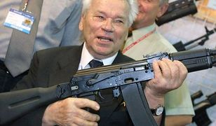 Michaił Kałasznikow - człowiek z karabinem