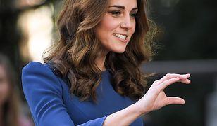 Księżna Kate podobno jest w czwartej ciąży