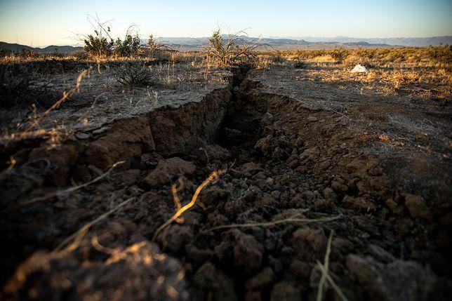 W czwartek południową Kalifornię nawiedziło trzęsienie ziemi o magnitudzie 6,4