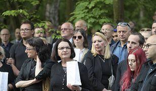 W poniedziałek odbyła się ekshumacja Arkadiusza Rybickiego