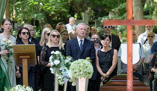 Na cmentarzu Srebrzysko w Gdańsku doszło do drugiego pogrzebu zmarłego w katastrofie smoleńskiej Arkadiusza Rybickiego
