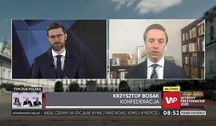 Wyniki wyborów 2020. Krzysztof Bosak: unikniemy spektaklu oskażeń