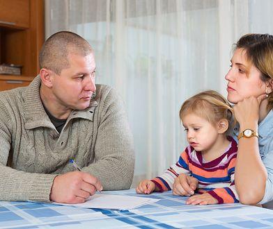 W dwupokojowych mieszkaniach mieszka wiele polskich rodzin